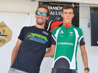 El ciclista juvenil Francis Barquero correrá con el Extremadura-Ecopilas en 2020