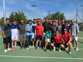 Resumen del Campeonato de Extremadura de Veteranos por Equipos de Tenis