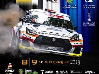 El Rallye La Nucía contará con representación extremeña