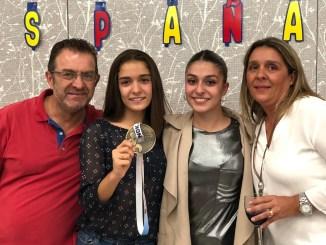 Marta García estrena su sello de campeona del mundo en Aruba