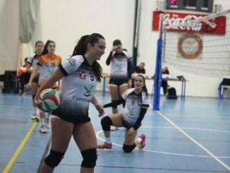 Intenso fin de semana para el Extremadura Club Pacense Voleibol fuera de casa