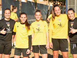 El primer equipo del Liberbank Santa Teresa vuelve a los entrenamientos