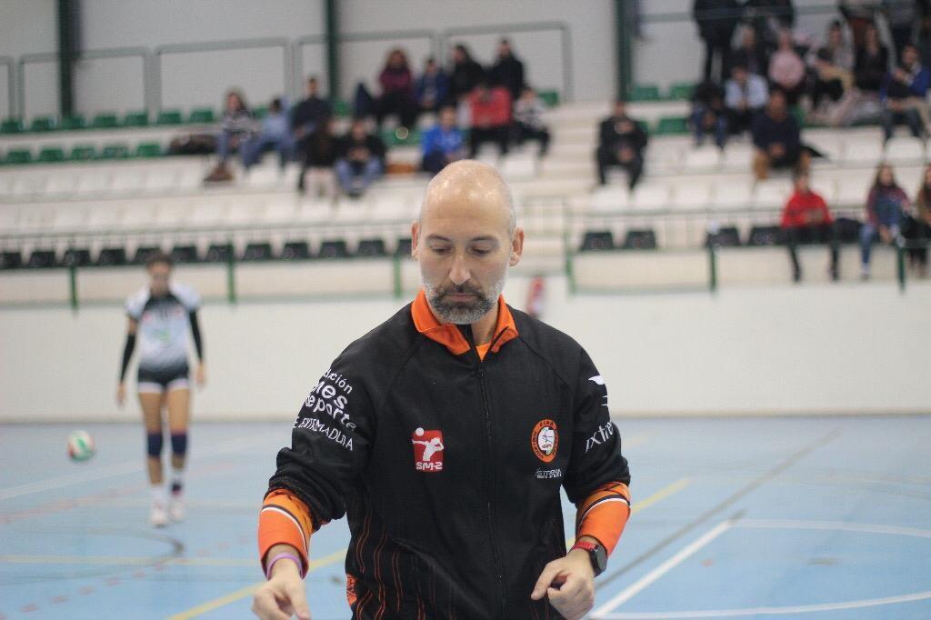 El Extremadura Club Pacense Voleibol deja un balance positivo en la primera vuelta