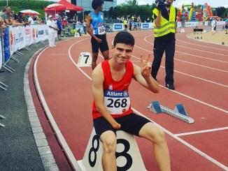 El CAPEX incorpora al atleta PARALÍMPICO David Madroñero