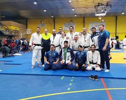 Diez medallas para el equipo Extremeño de Judo en Andalucía