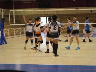 Segundo triunfo consecutivo como local para el equipo de Superliga Masculina 2