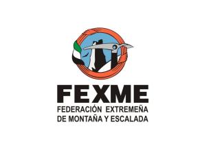 Comunicado oficial de la Federación Extremeña de Montaña y Escalada