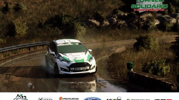 Un centenar de pilotos corren el rally virtual de la FEXA donando 1000 euros contra el COVID-19