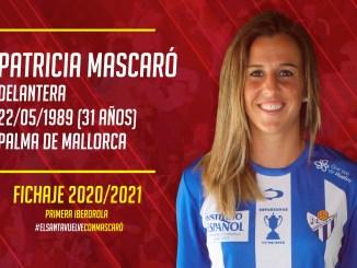 El Liberbank Santa Teresa Badajoz firma a la experimentada delantera Patricia Mascaró