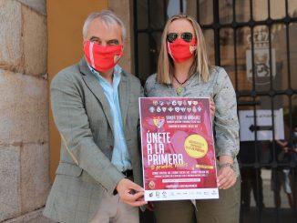 El Santa Teresa Badajoz se une 'a la Primera' en su campaña de abonos 2020/2021