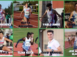 Nuevo campeonato de España para los atletas del Capex