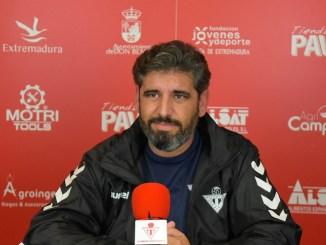 """Juan García prepara al club rojiblanco """"buscando la motivación suficiente para competir con las mejores garantías"""""""
