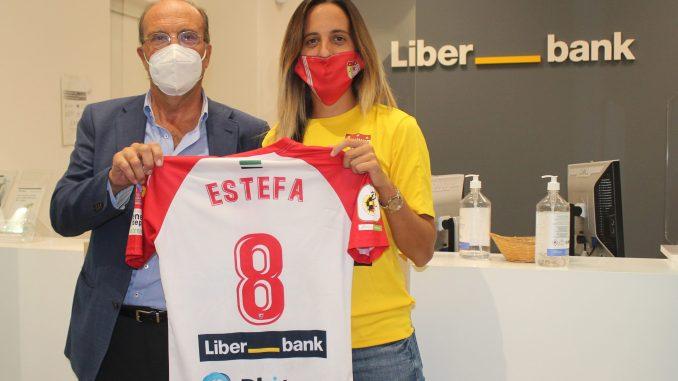 Liberbank renueva con el club una temporada más
