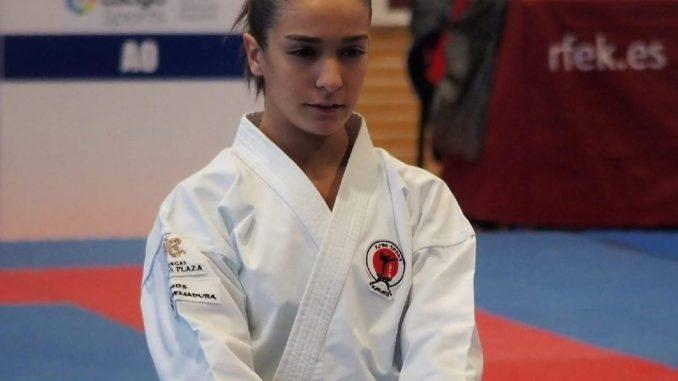 Paola García entra en acción en la Liga Nacional