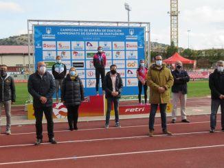 Sonia Bejarano se proclama campeona de España de Duatlón