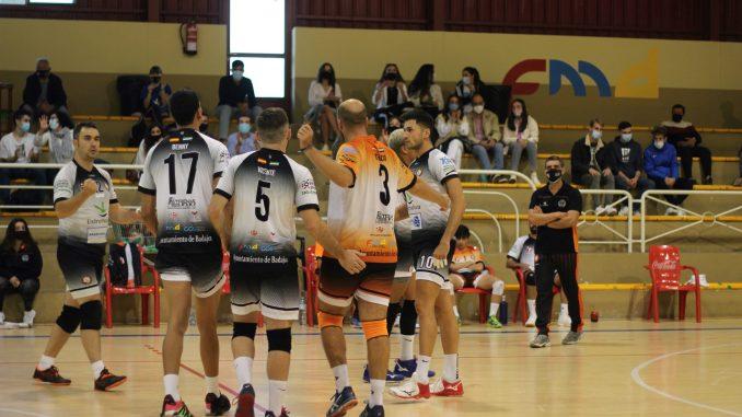 El CD Badajoz Extremadura de Superliga 2 quiere seguir ganando ante el Intasa San Sadurniño