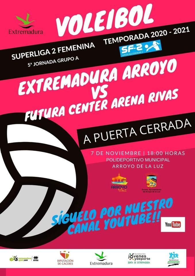 Futura Center Arena Rivas de Madrid