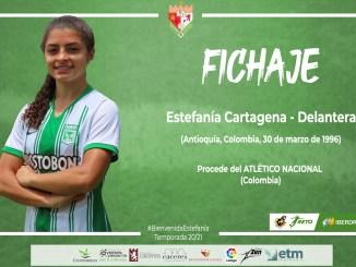 Estefanía Cartagena_CFF Cáceres
