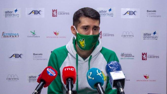El Alter Enersun Al-Qázeres Extremadura se enfrentará mañana domingo 14 de febrero al Valencia Basket