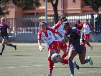El Civitas Santa Teresa no logra sumar ante un gran Madrid CFF