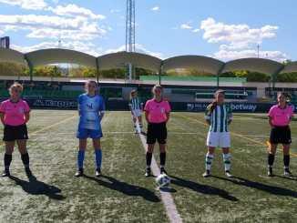 Derrota del CP San Miguel ante el Real Betis B