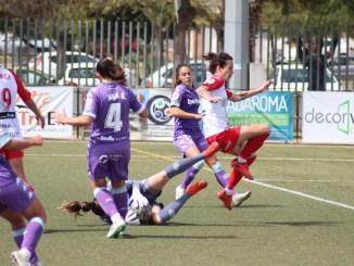 Dura derrota del Santa Teresa Badajoz ante el Betis