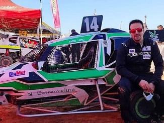Fredi Lopez Piloto Escuderia Rafagas Racing
