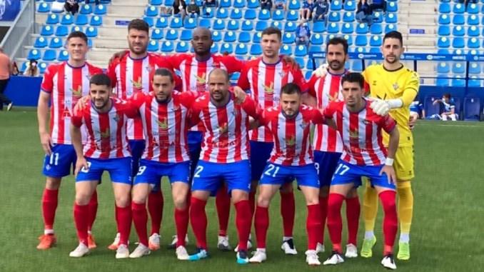 At Baleares-CD Don Benito