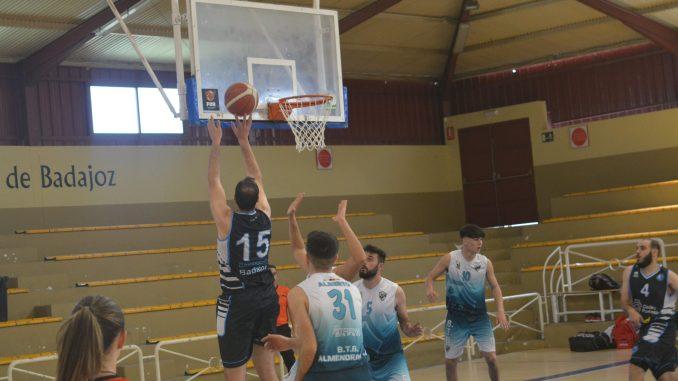 Civitas Pacensis BB vs Baloncesto Tierra de Barros