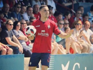 Samuel Goñi se incorpora a las filas del Deportivo Don Benito