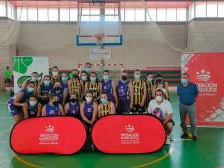 Trofeo Diputación de Badajoz Femenino