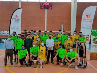 Trofeo Diputación Cáceres y Badajoz