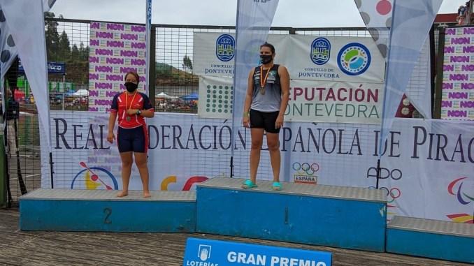 Elena Ayuso, campeona de España de maratón corto en Verducido