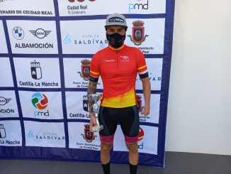 Rubén Tanco mantiene el liderato de la Copa de España en Ciudad Real