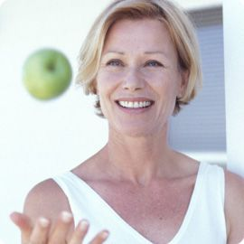 La Menopausia y Alimentacion