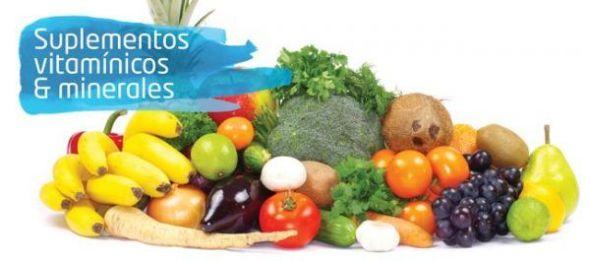 Suplementos de Vitaminas