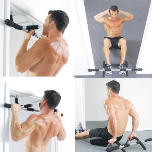 ejercicios de musculacion