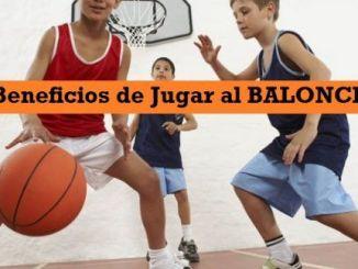 Beneficios de Jugar al Baloncesto