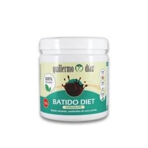 Batido Nutricional - Guillermo Díaz - Chocolate