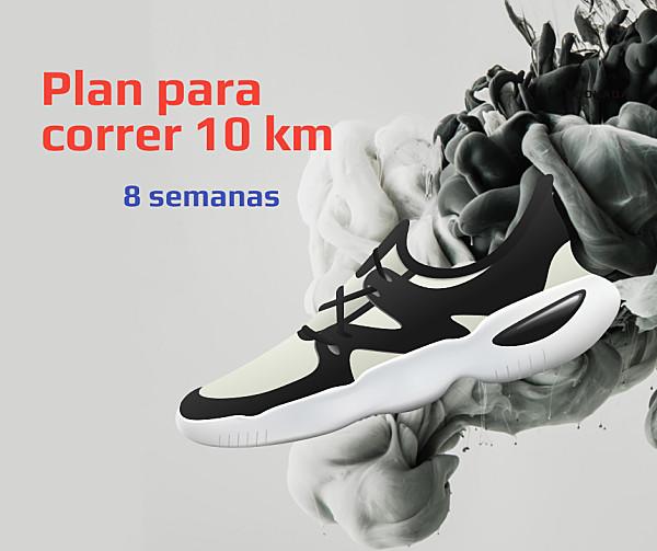 Plan para correr 10 km