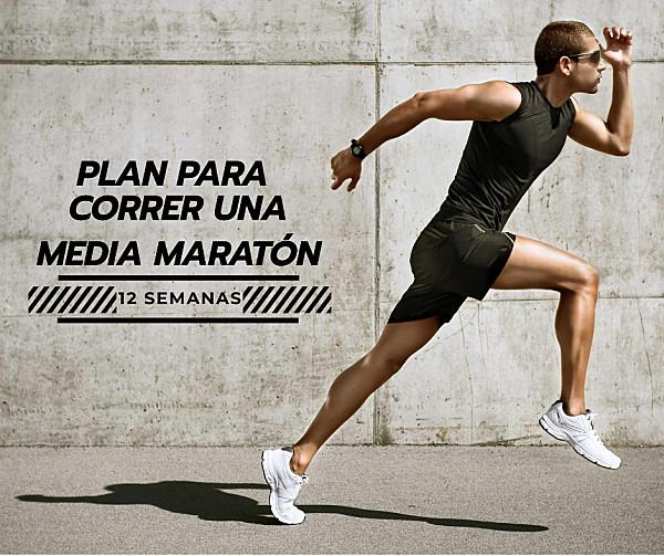 Plan para correr 21 km