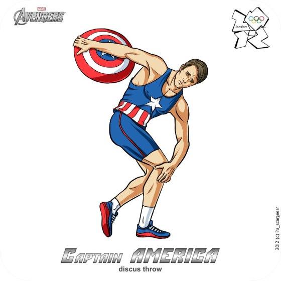 Olympic-Avengers-Captain-America