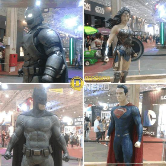 Confirmada as datas da terceira edição do Comic Con Experience 2016