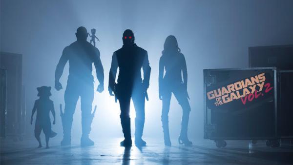 Guardiões da Galaxia 2 - Divulgado a primeira imagem oficial do filme!