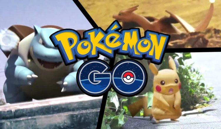 GAMES | Pokémon GO é lançado oficialmente no Brasil!