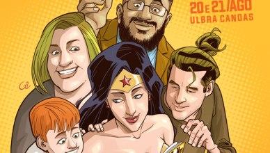 EVENTO |Confira a Cobertura Fotográfica do ComicCON RS 2016