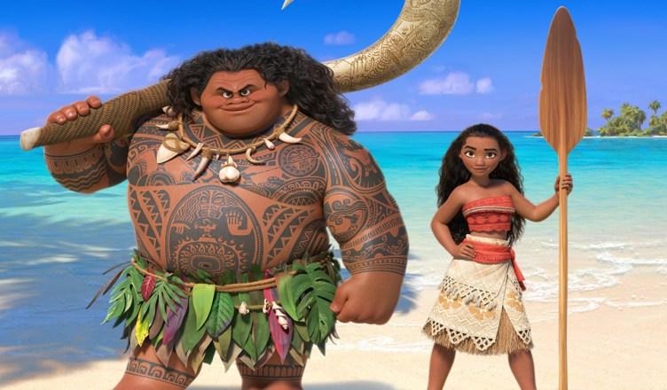 Divulgado o primeiro trailer de Moana, nova animação da Disney!