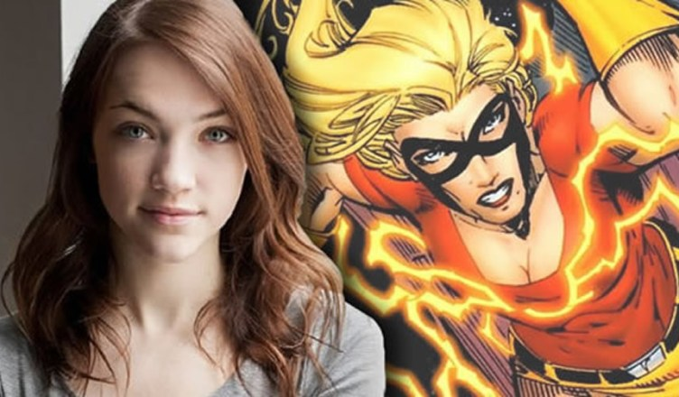 Velocista Jesse Quick será introduzida na terceira temporada de The Flash!