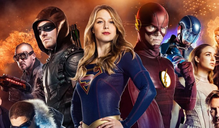 Divulgado o primeiro teaser do Mega Crossover do universo televisivo da DC Comics!