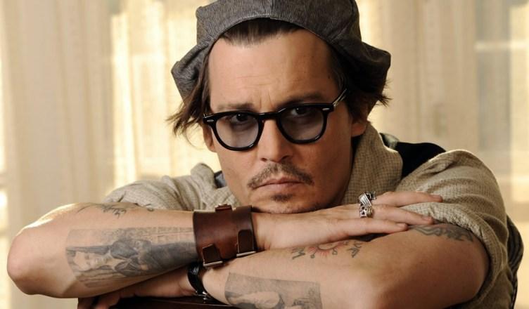 Johnny Depp é confirmado em Animais Fantásticos e Onde Habitam!